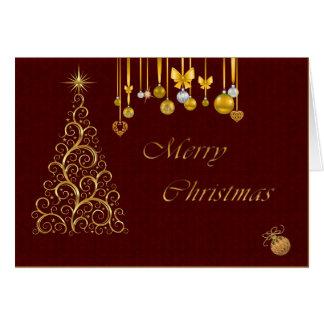 Weihnachtskarte 3 grußkarte