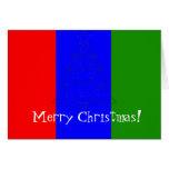 Weihnachtskarte für die Massen Grußkarten