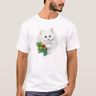 Weihnachtskatze T-Shirt
