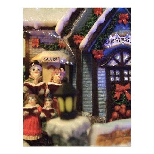 Weihnachtsklassiker-Straßen