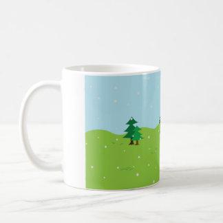 Weihnachtsklassiker-Tasse Tasse