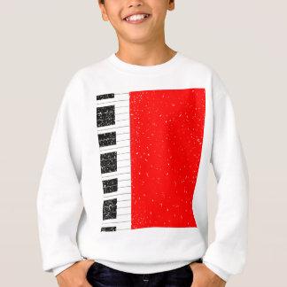 Weihnachtsklavier Sweatshirt