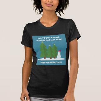 Weihnachtskohle T-Shirt