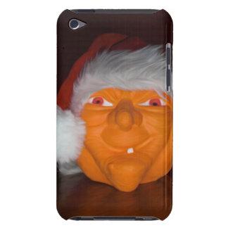 Weihnachtskürbis iPod Touch Hülle