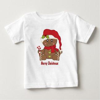Weihnachtslebkuchen Baby T-shirt