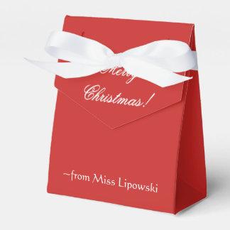 WeihnachtsLeckerei-Kästen (Gewohnheit) Geschenkschachtel
