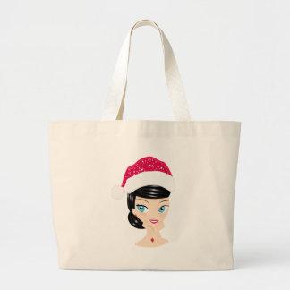 Weihnachtsmädchen Taschen