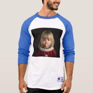 Weihnachtsmädchen - Weihnachtskind - niedliches T-Shirt