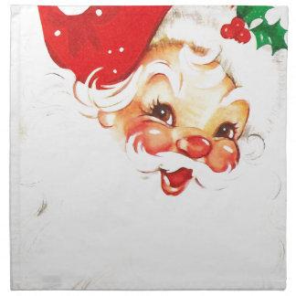 Weihnachtsmann #2 stoffserviette