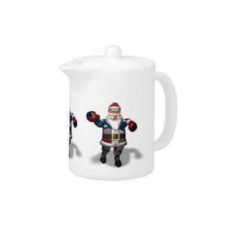 Weihnachtsmann am 26. Dezember