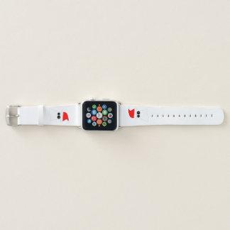 Weihnachtsmann Apple Watch Armband