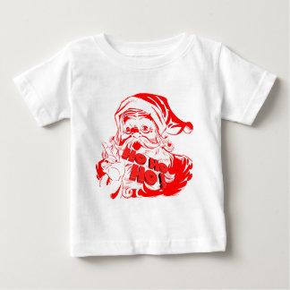 Weihnachtsmann Baby T-shirt