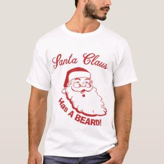 Weihnachtsmann-BART! Fertigen Sie ihn besonders T-Shirt