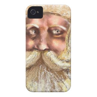 Weihnachtsmann iPhone 4 Hüllen