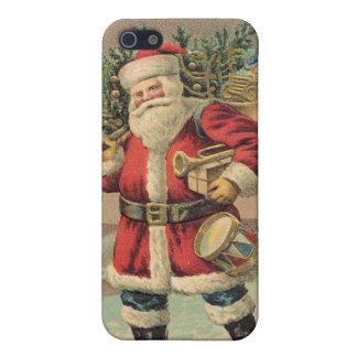Weihnachtsmann iPhone 5 Schutzhülle