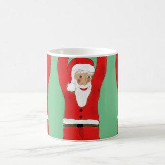 Weihnachtsmann Kaffeetasse