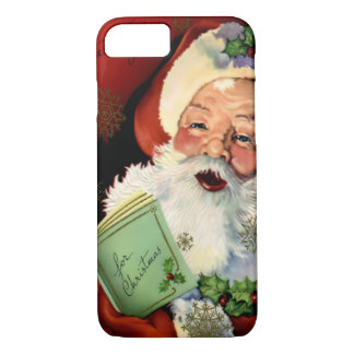 Weihnachtsmann kaum dort iPhone 7 Fall iPhone 7 Hülle