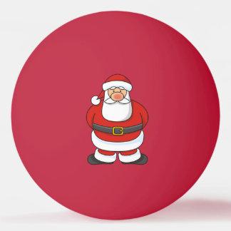 Weihnachtsmann Ping-Pong Ball
