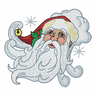 Weihnachtsmann-Porträt Sweatshirt