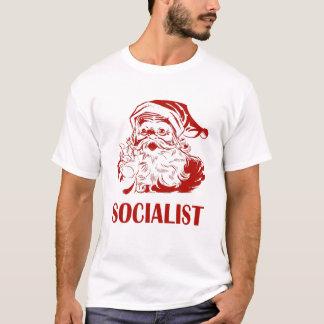 Weihnachtsmann - Sozialist T-Shirt