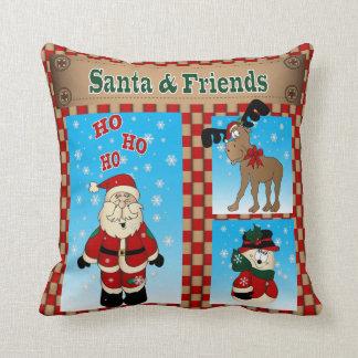 Santa Claus & Friends Christmas