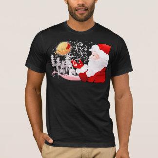 Weihnachtsmann-Weihnachten T-Shirt