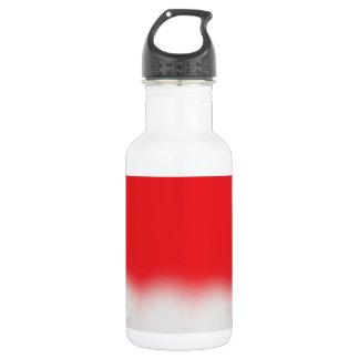 Weihnachtsmannmütze Trinkflasche