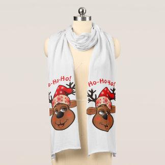 Weihnachtsmanns Ren Schal