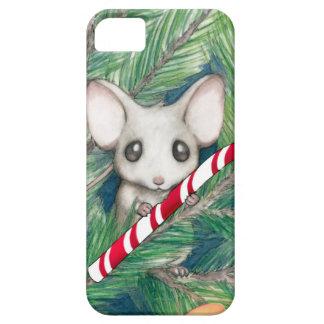 Weihnachtsmaus iPhone 5 Case