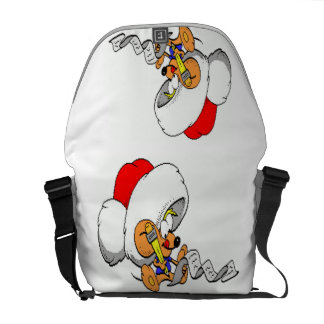 Weihnachtsmaus Kurier Taschen