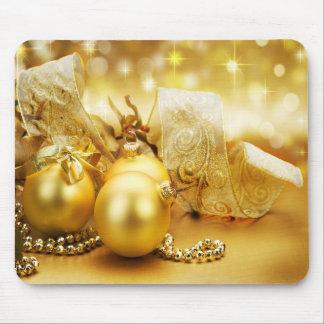 Weihnachtsmausunterlage Mousepad