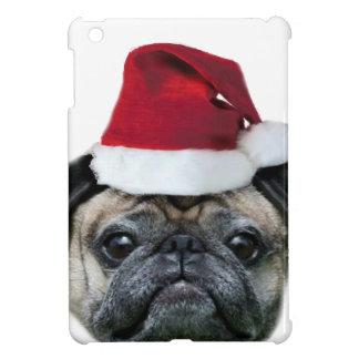 WeihnachtsMopshund iPad Mini Hülle