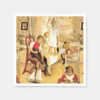 Weihnachtsmorgen Serviette