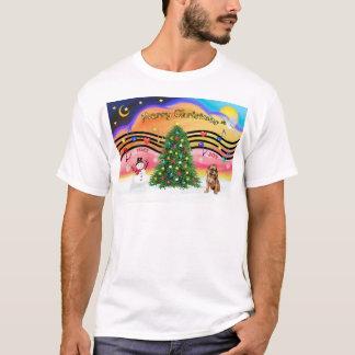 Weihnachtsmusik 2 - Brüssel Griffon 1 T-Shirt