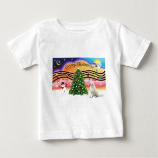 Weihnachtsmusik 2 - Kuvacz Baby T-shirt