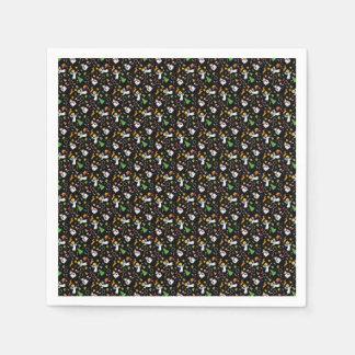 Weihnachtsmuster Papierserviette