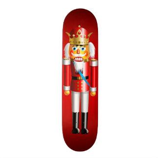 Weihnachtsnussknacker-König Skateboardbretter