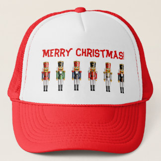 Weihnachtsnussknacker-Soldaten Truckerkappe