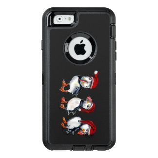 WeihnachtsPapageientaucher OtterBox iPhone 6/6s Hülle