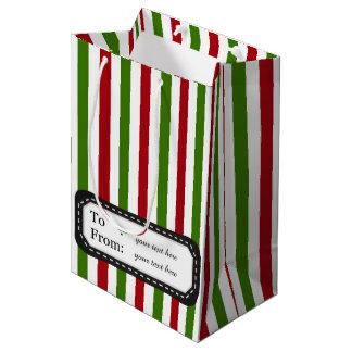 WeihnachtsParty-Sets Medium Geschenktüte