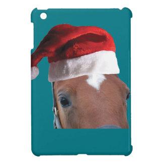 Weihnachtspferd iPad Mini Hülle