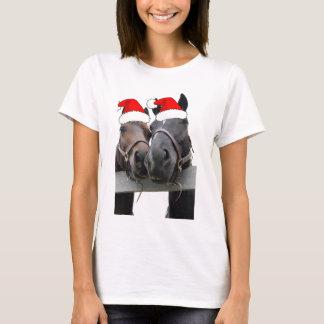 Weihnachtspferde T-Shirt