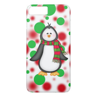 WeihnachtsPinguin iPhone 7 Pluskaum dort Fall iPhone 8 Plus/7 Plus Hülle
