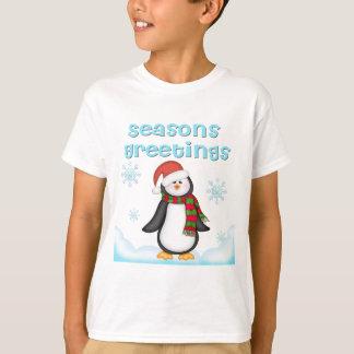 WeihnachtsPinguin T-Shirt