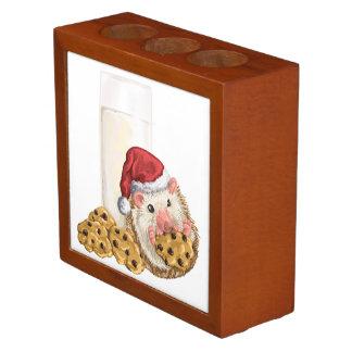 Weihnachtsplätzchen-Schwein Stifthalter
