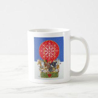 Weihnachtsreise Kaffeetasse