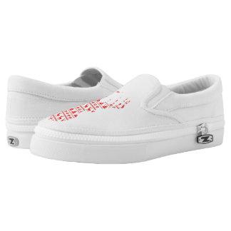 Weihnachtsrotwild Slip-On Sneaker