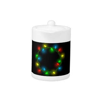 Weihnachtsrunde Lichter