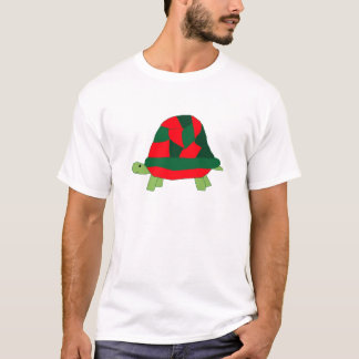 Weihnachtsschildkrötekleid T-Shirt