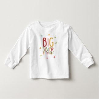 Weihnachtsschwangerschafts-Mitteilung scherzt Kleinkind T-shirt